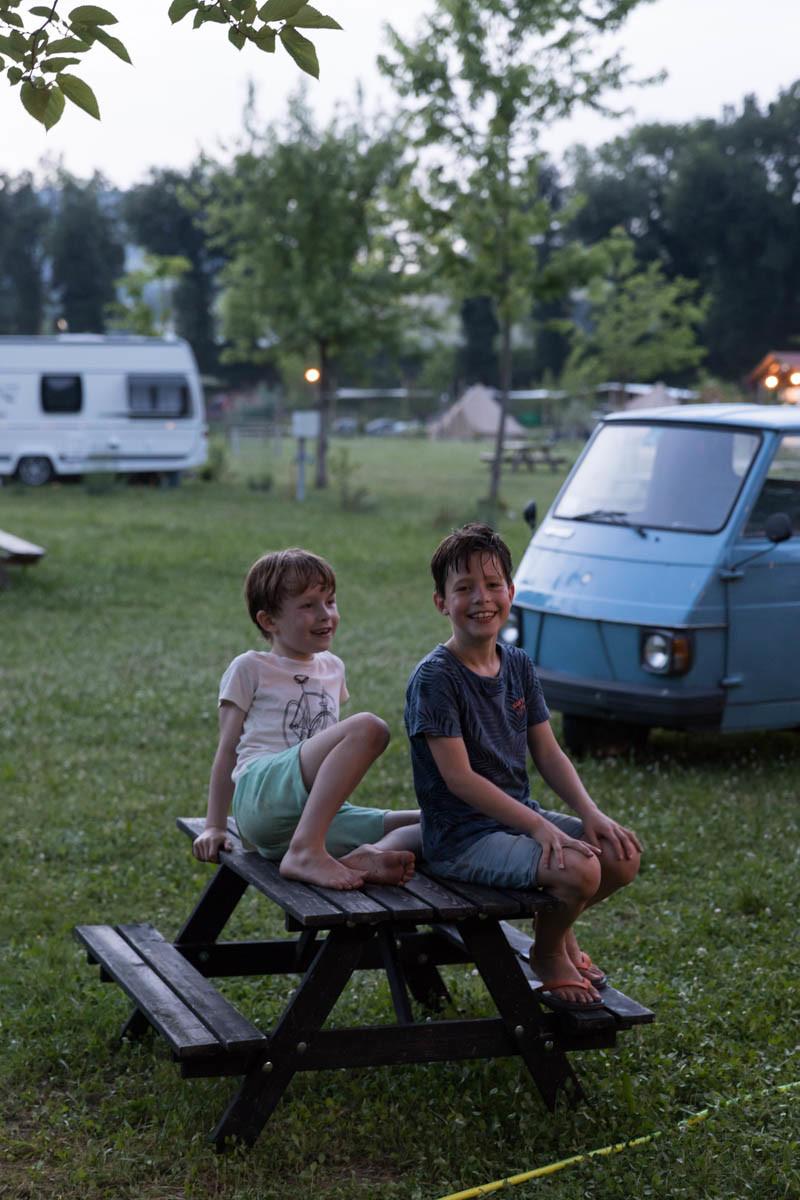 Camping Sempreverde 58 Marit van den Berg Photography