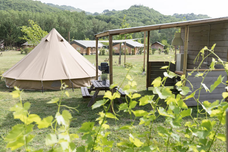 Camping Sempreverde 74 Marit van den Berg Photography