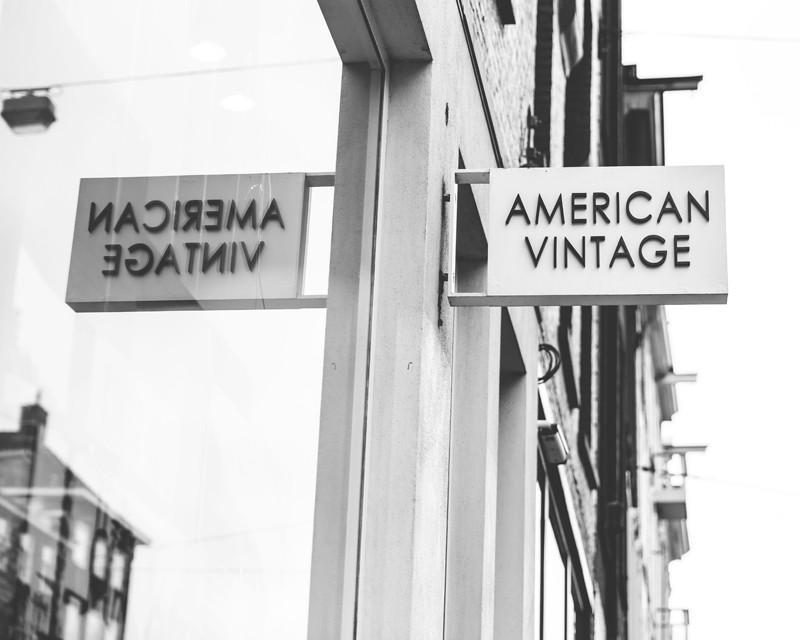 American Vintage 02 Marit van den Berg Photography